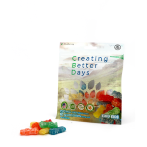 can a child take cbd gummies